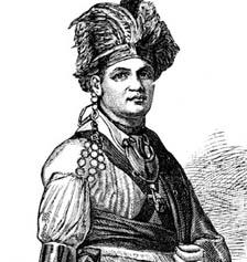 Picture of Joseph Brant (Thayendanegea)